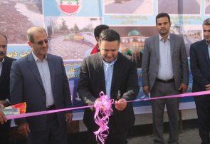 افتتاح ۲۴ پروژه عمرانی شهرداری لنگرود در هفته دولت