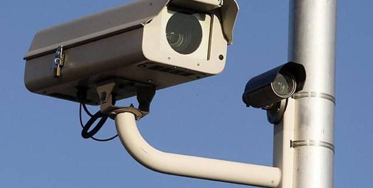 نصب ۷ دوربین ثبت تخلف در رشت