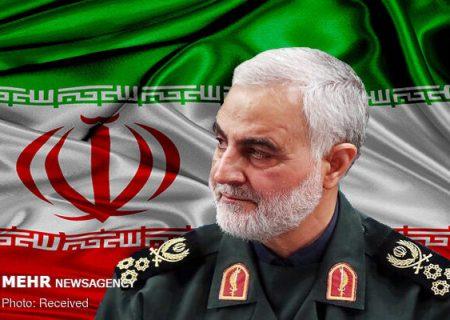 «حاج قاسم» محبوبترین ژنرال قرن ۲۱/سلیمانی محور ائتلاف ضداستکباری