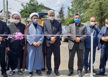 افتتاح ۸ پروژه شهرداری املش با اعتبار بالغ بر ۷۰ میلیارد ریال در هفته دولت