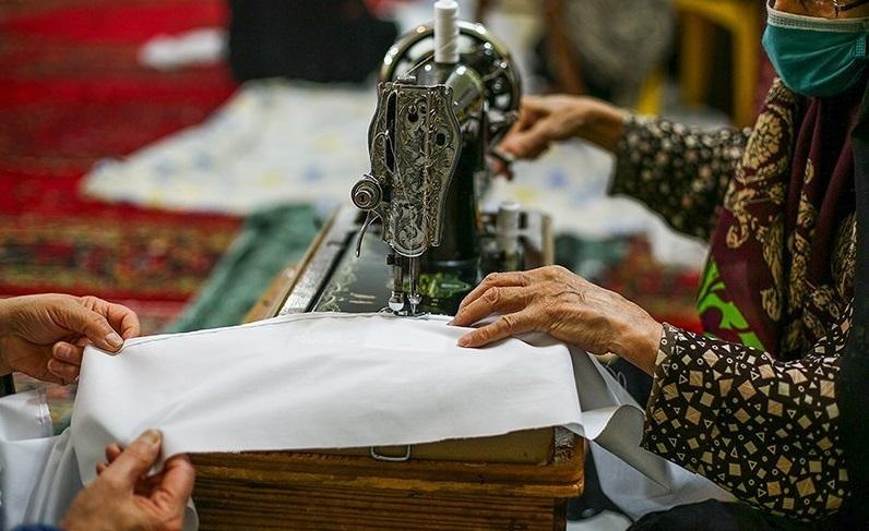 کمک یک میلیارد تومانی به مستمندان گیلانی از محل موقوفات/ ۱۴۰ هزار ماسک در بقاع متبرکه تولید شد