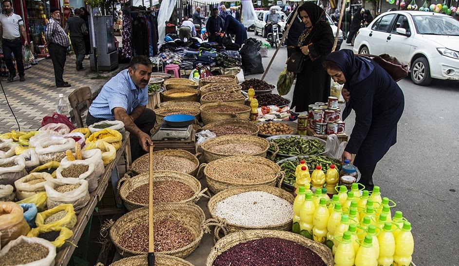 بازارهای هفتگی شهرستان شفت تا اطلاع ثانوی تعطیل است