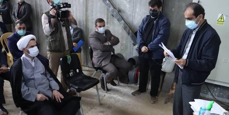 تصفیهخانه شیرابه سراوان به شهرداری رشت تحویل داده نشده است