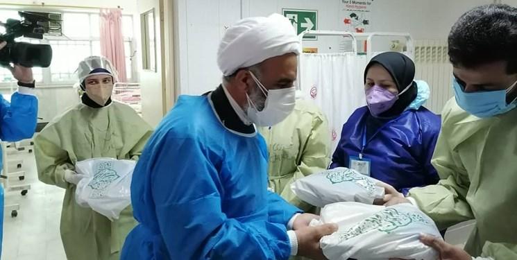خدمت به بیماران جهاد در راه خدا است