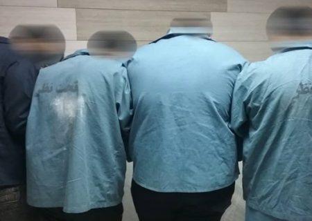 دستگیری ۵ متهم حادثه شب گذشته تالش