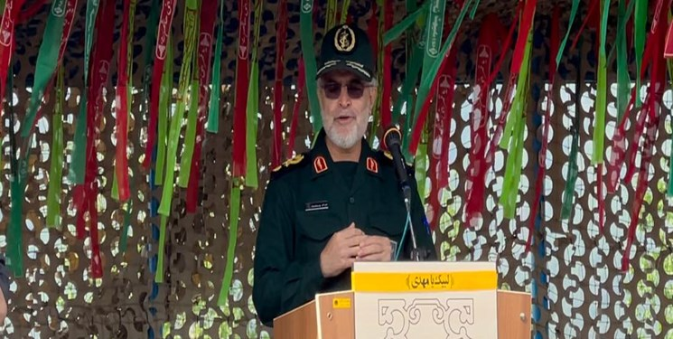 سردار حقبین یکی از طراحان مهم عملیات علیه داعش بود