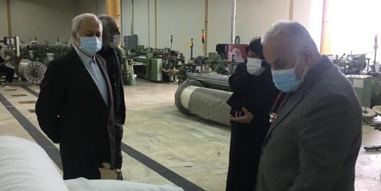 چشم امید مردم گیلان برای احیای صنایع پوشش ایران