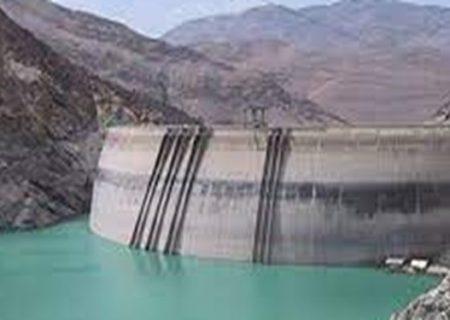 کاهش قابلتوجه ورود آب به سد سفیدرود