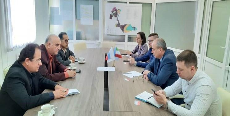 گسترش همکاریهای اقتصادی مناطق انزلی و لوتوس