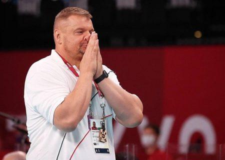 المپیک ۲۰۲۰ توکیو| آلکنو: ایتالیا کاملاً قویتر بود/ بازی اصلی ما ۲ روز دیگر است