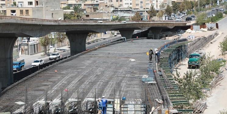 معاون وزیر راه: ۷۸۰۰ کیلومتر بزرگراه و تقاطع غیرهمسطح در حال ساخت است