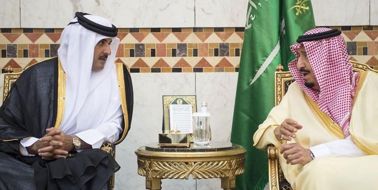 وال استریت ژورنال: وزیر خارجه قطر ماه گذشته به ریاض سفر کرده است