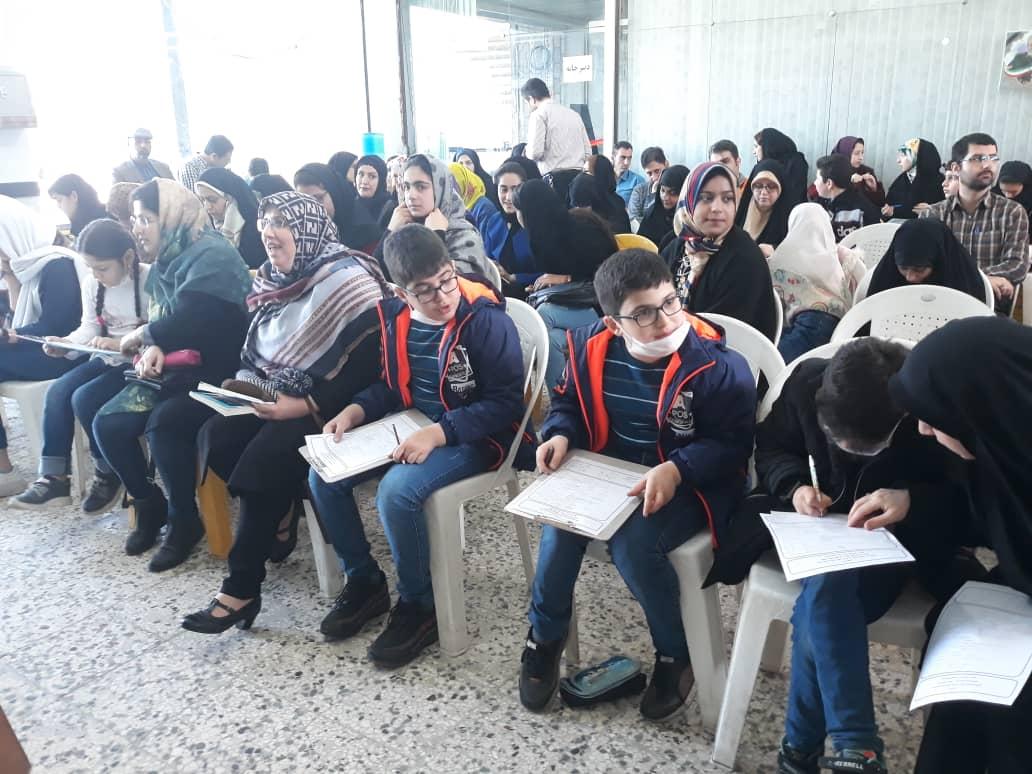 برگزاری دهمین دوره مسابقه کتابخوانی توسط شهرداری و شورای اسلامی لنگرود