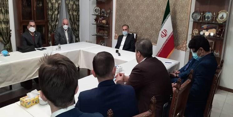 آغاز فصلی جدید در روابط تجاری بین ایران و روسیه