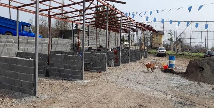 افتتاح بازارچه عرضه محصولات کشاورزی در شهر لیسار
