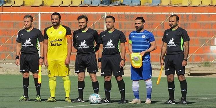 باخت قهرمان نیمفصل در شیراز/فجر سپاسی ۳ – ۱ شهرداری آستارا