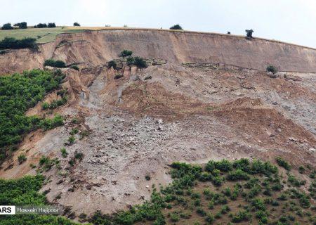 خسارتهای رانش زمین در خرشک برآورد شد/ لزوم شناسایی مناطق پرخطر