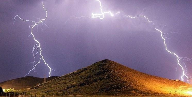 باران و رعدوبرق میهمان گیلانیها طی دو روز آینده