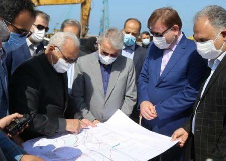 راهآهن رشت ـ کاسپین تا پایان عمر دولت تکمیل میشود