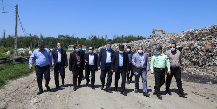 فارس من| تکمیل پروژه تصفیهخانه کارخانه کمپوست خمیران در ۳ ماه آینده