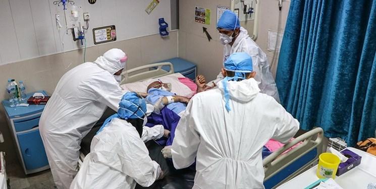 خیز بلند کرونا در گیلان/۱۶۴۵ بیمار کرونایی در بیمارستانهای گیلان بستری هستند