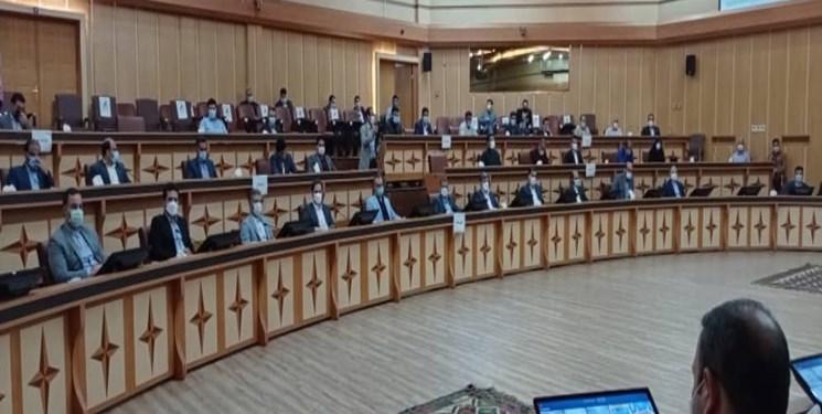 محمد حسین واثق کارگرنیا رئیس شورای شهر رشت شد